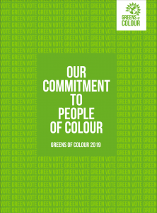 Greens of Colour Committement doc front page