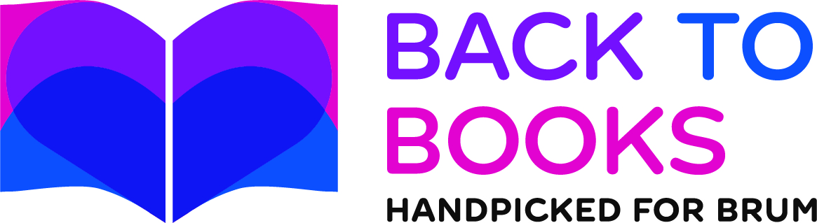 Back to Books Logo. Handpicked from Brum