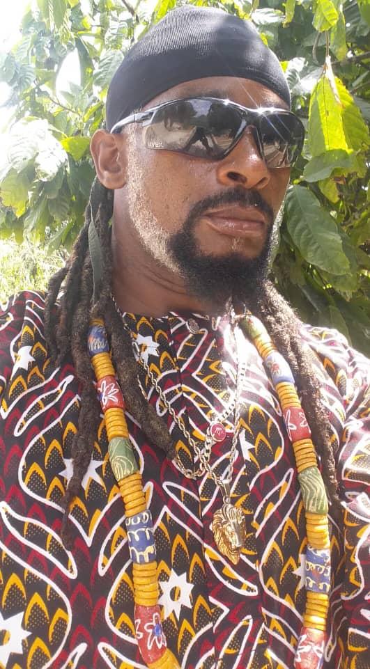 Kofi Bilal as Nevill is today